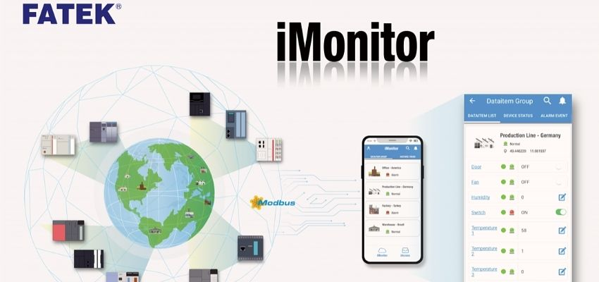 FATEK Remote Monitoring Solution
