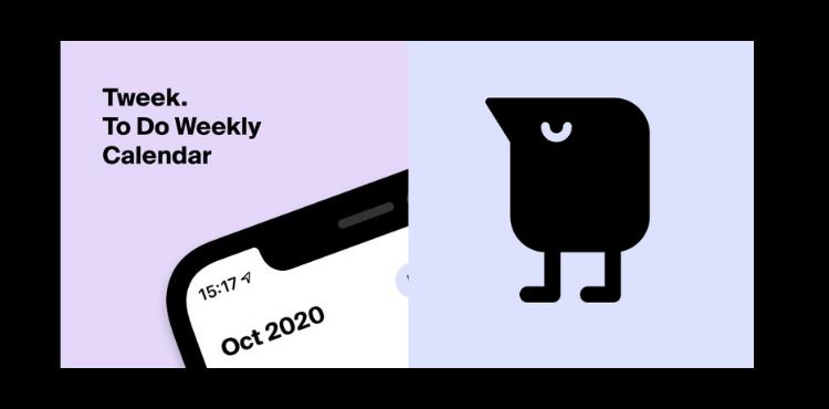 Tweek - Weekly Calendar App